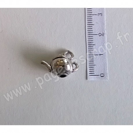 SCRAPBERRY'S CHARMS TEA PARTY 15 x 5 mm