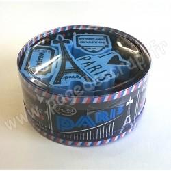 ALADINE STAMPO KDO PARIS 4 tampons + 1 encreur