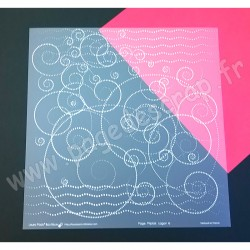 LAURA PACK PAGE PRIPLAK LAGON 30.5 cm x 30.5 cm