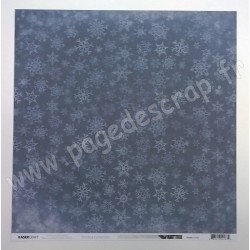 KAISERCRAFT FROSTED CHILLY 30.5 cm x 30.5 cm