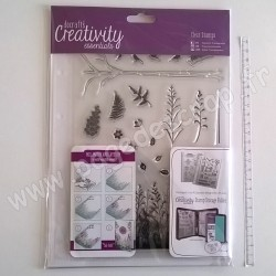 DOCRAFTS A5 CLEAR FORET 20 pièces