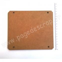 PDS CADRE BOIS 17 x 15 cm HOME DECO PLEIN