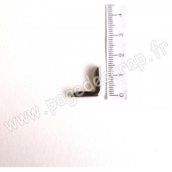 COIN FIN ARGENT XS