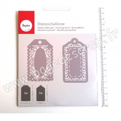 RAYHER DELICATE DIE - TAGS