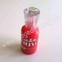 TONIC NUVO CRYSTAL DROPS 30 ml GLOSS RED BERRY