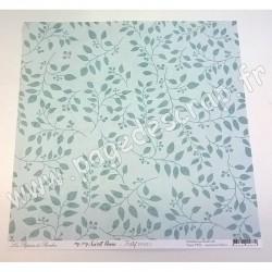 LES PAPIERS DE PANDORE MY VERY SWEET HOME - FESTIF 30.5 cm x 30.5 cm