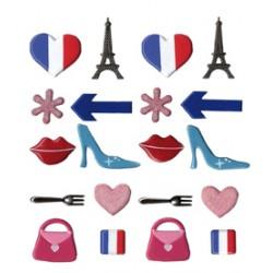 SET DE BRADS PARIS