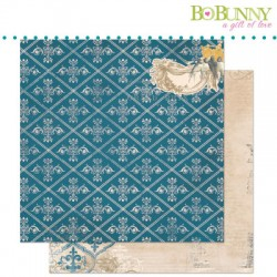 BO BUNNY THE AVENUES COUTYARD PAPER