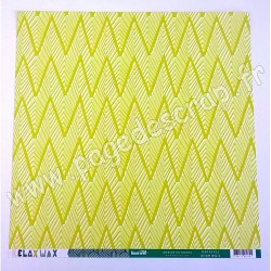 KESI'ART COLLECTION RELAX WAX 30,5 cm x 30,5 cm BAKAYOKO