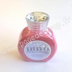 TONIC STUDIOS NUVO PURE SHEEN GLITTER 100ml PINK DIVA