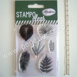 ALADINE STAMPO CLEAR INDIVIDUEL FEUILLES