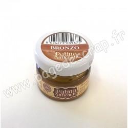 STAMPERIA PATINE ANTIQUE 20 ml BRONZE