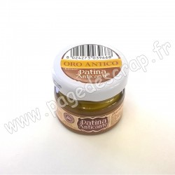 STAMPERIA PATINE ANTIQUE 20 ml OLD GOLD