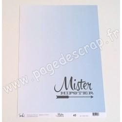 SOKAÏ COLLECTION MISTER HIPSTER 3  A4