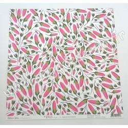BÉATRICE GARNI ILLUSTRATION COLLECTION OH ! LOVELY DAY - 01  30.5 cm x 30.5 cm