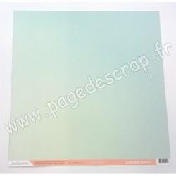 SWEET & PEPPER COLLECTION GARDEN PARTY ESPRIT VINTAGE 30.5 cm x 30.5 cm