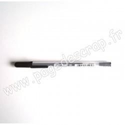 XPGB 49   SAKURA GLAZE GELLY ROLL BLACK