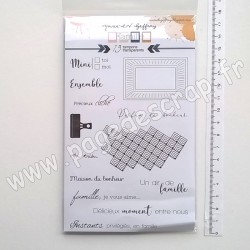 MARIE LN GEFFRAY TAMPONS TRANSPARENTS COLLECTION FAMILLE PINCE