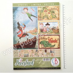 CBCLE021   CIAO BELLA NEVERLAND LIMITED EDITION 9 imprimés R/V A4 190g