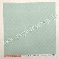 FDPI121004   FLORILEGES DESIGN COLLECTION DOLCE VITA 4   30.5 cm x 30.5 cm