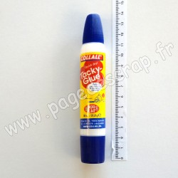 COLLALL STYLO À COLLE TACKY GLUE BLANC 30 ml