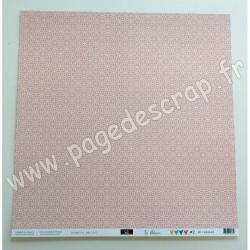 SOK-BL-P2   SOKAÏ COLLECTION SO'BLOOM N.2 30.5 cm x 30.5 cm
