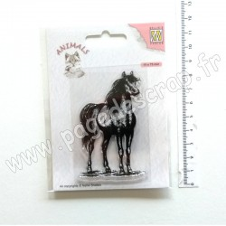 ANI019   NELLIE'S CHOICE TAMPONS CLEAR HORSE