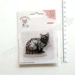 ANI022   NELLIE'S CHOICE TAMPONS CLEAR CAT