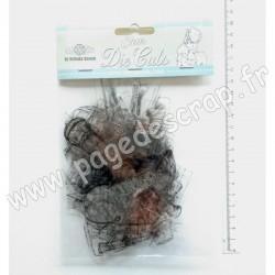DFLDCP02   STAMPERIA CLEAR DIE CUTS LADY VAGABOND x28 pièces
