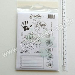 LORELAI DESIGN TAMPONS CLEAR COLLECTION MEMENTO 365 JOURS