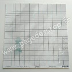 LORMEM02   LORELAI DESIGN COLLECTION MEMENTO LORMEM02 30.5 cm x 30.5 cm