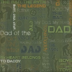 DAD COLLAGE