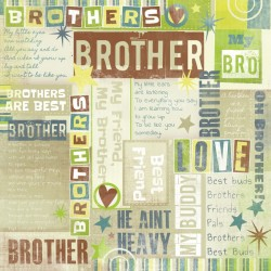 BROTHER ARE THE BEST COLLAGE