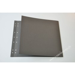 PAGE DOUBLE ANTHRACITE