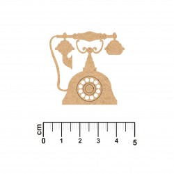TELEPHONE VINTAGE AJOURE