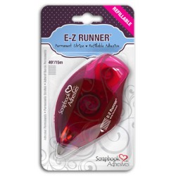 E-Z RUNNER  ADH PERMANENT RECHARGEABLE