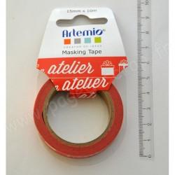 ARTEMIO MASKING TAPE NAIF ATELIER 15 mm x 10 m