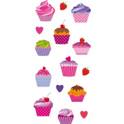 PUFFIES CUPCAKES