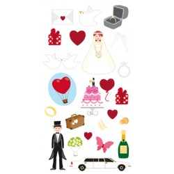 PUFFIES MARIAGE