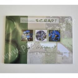 SCRAP FACTORY LIVRE LE SCHEMA N°8