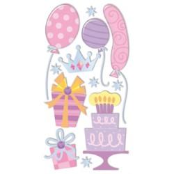 ESSENTIALS STICK BIRTHDAY GIRL