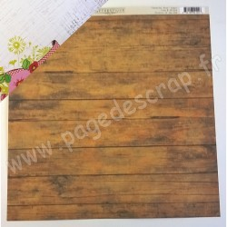AUTHENTIQUE PAPER COLLECTION CHEERFUL 30.5 cm x 30.5 cm CHEERFUL FOUR