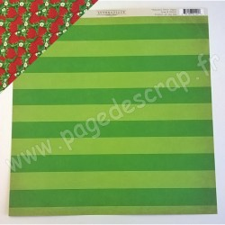 AUTHENTIQUE PAPER COLLECTION CHEERFUL 30.5 cm x 30.5 cm CHEERFUL FIVE