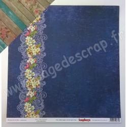 SCRAPBERRY'S PRIMAVERA INTO THE PARLOUR 30.5 cm x 30.5 cm